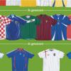 Het wasschema van het WK voetbal